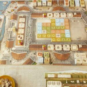Stalo žaidimas Forum Trajanum