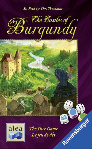 The Castles of Burgundy The Dice Game