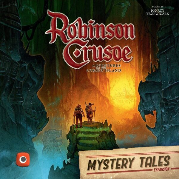 Robinson Crusoe Adventures on the Cursed Island – Mystery Tales