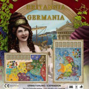 Concordia Britannia Germania