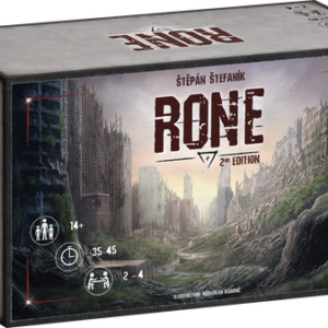 Rone Races of New Era 2nd Ed