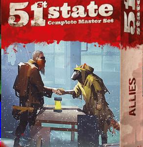 51st State Master Set – Allies