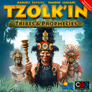 Tzolk'in The Mayan Calendar - Tribes & Prophecies