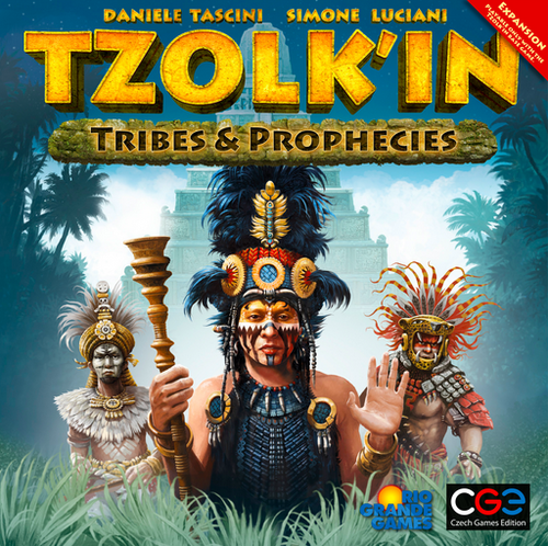 Tzolk'in The Mayan Calendar - Tribes & Prophecies
