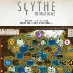 Scythe Modular Board