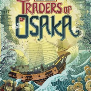 Stalo žaidimas Traders of Osaka