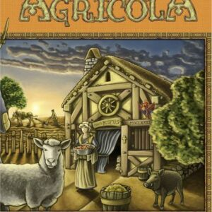 Stalo žaidimas Agricola (Revised Edition)