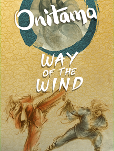 Stalo žaidimas Onitama Way Of The Wind