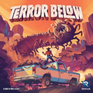 Stalo žaidimas Terror Below