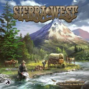 Stalo žaidimas Sierra West