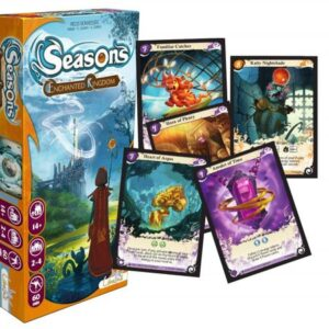 Stalo žaidimas Seasons Enchanted Kingdom