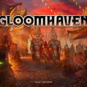 Stalo žaidimas Gloomhaven