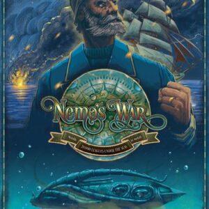 Stalo žaidimas Nemo's War (second edition)