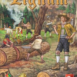 Stalo žaidimas Lignum (second edition)