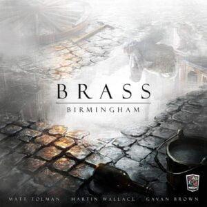 Stalo žaidimas Brass: Birmingham