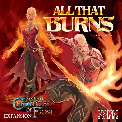 Chronicles of Frost All That Burns