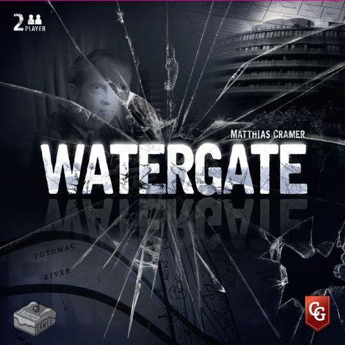 Stalo žaidimas Watergate