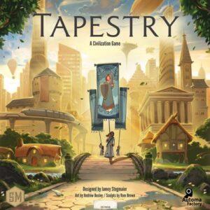 Stalo žaidimas Tapestry