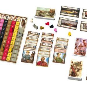 Stalo žaidimas Kashgar Merchants of the Silk Road