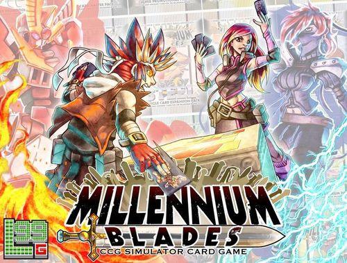 Stalo žaidimas Millennium Blades