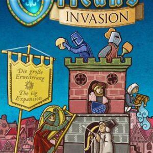 Stalo žaidimas Orleans Invasion