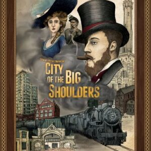 Chicago 1875 City of the Big Shoulders
