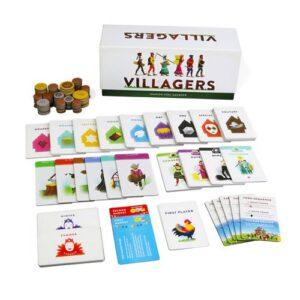 Stalo žaidimas Villagers