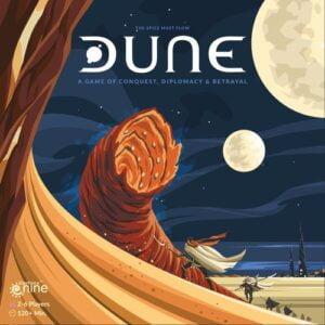 Stalo žaidimas Dune