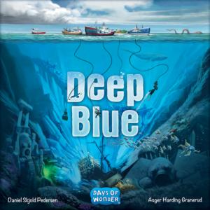 Stalo žaidimas Deep Blue