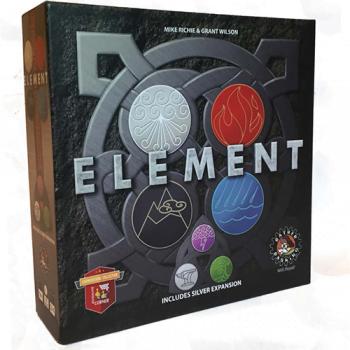 Stalo žaidimas Element Silver