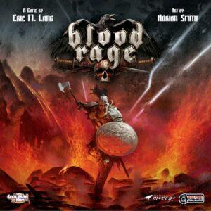Stalo žaidimas Blood Rage