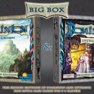 Stalo žaidimas Dominion (Second Edition) Big Box
