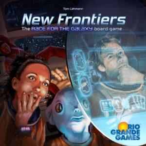 Stalo žaidimas New Frontiers