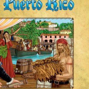 Stalo žaidimas Puerto Rico - Deluxe Edition