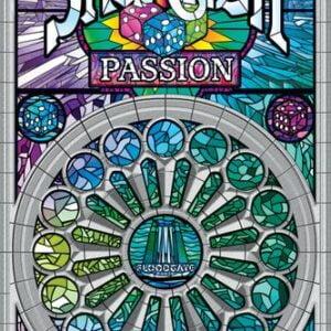 Stalo žaidimas Sagrada: The Great Facades – Passion