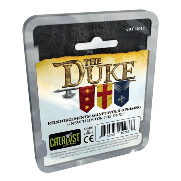 Stalo žaidimas The Duke Reinforcements Gunpowder Uprising