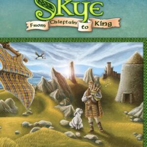Stalo žaidimas Isle of Skye: From Chieftain to King