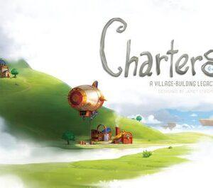 Stalo žaidimas Charterstone