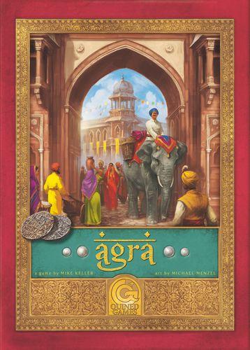 Stalo žaidimas Agra
