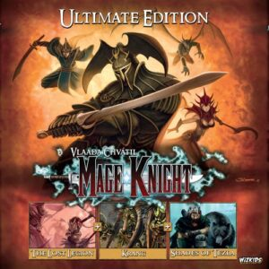 Stalo žaidimas Mage Knight Board Game Ultimate Edition