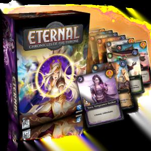 Stalo žaidimas Eternal Chronicles of the Throne