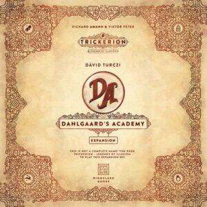 Stalo žaidimas Trickerion: Dahlgaard's Academy