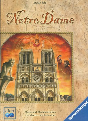 Stalo žaidimas Notre Dame