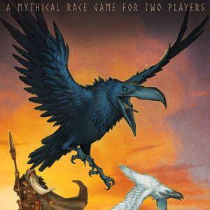 Stalo žaidimas Odin's Ravens