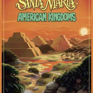 Stalo žaidimas Santa Maria American Kingdoms