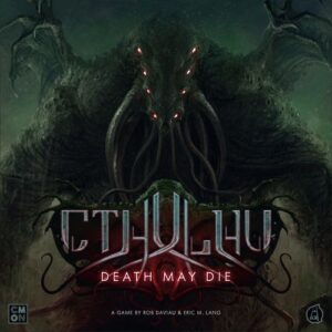 Stalo žaidimas Cthulhu Death May Die
