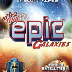 Stalo žaidimas Ultra Tiny Epic Galaxies