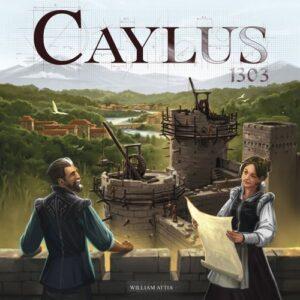 Stalo žaidimas Caylus 1303