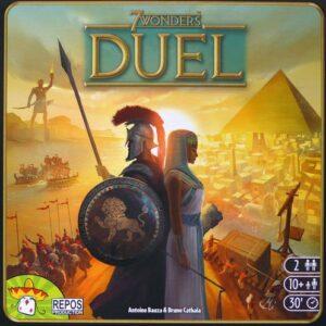 Stalo žaidimas 7 Wonders Duel