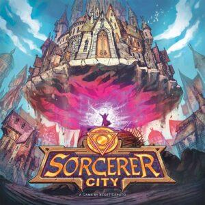 Stalo žaidimas Sorcerer City